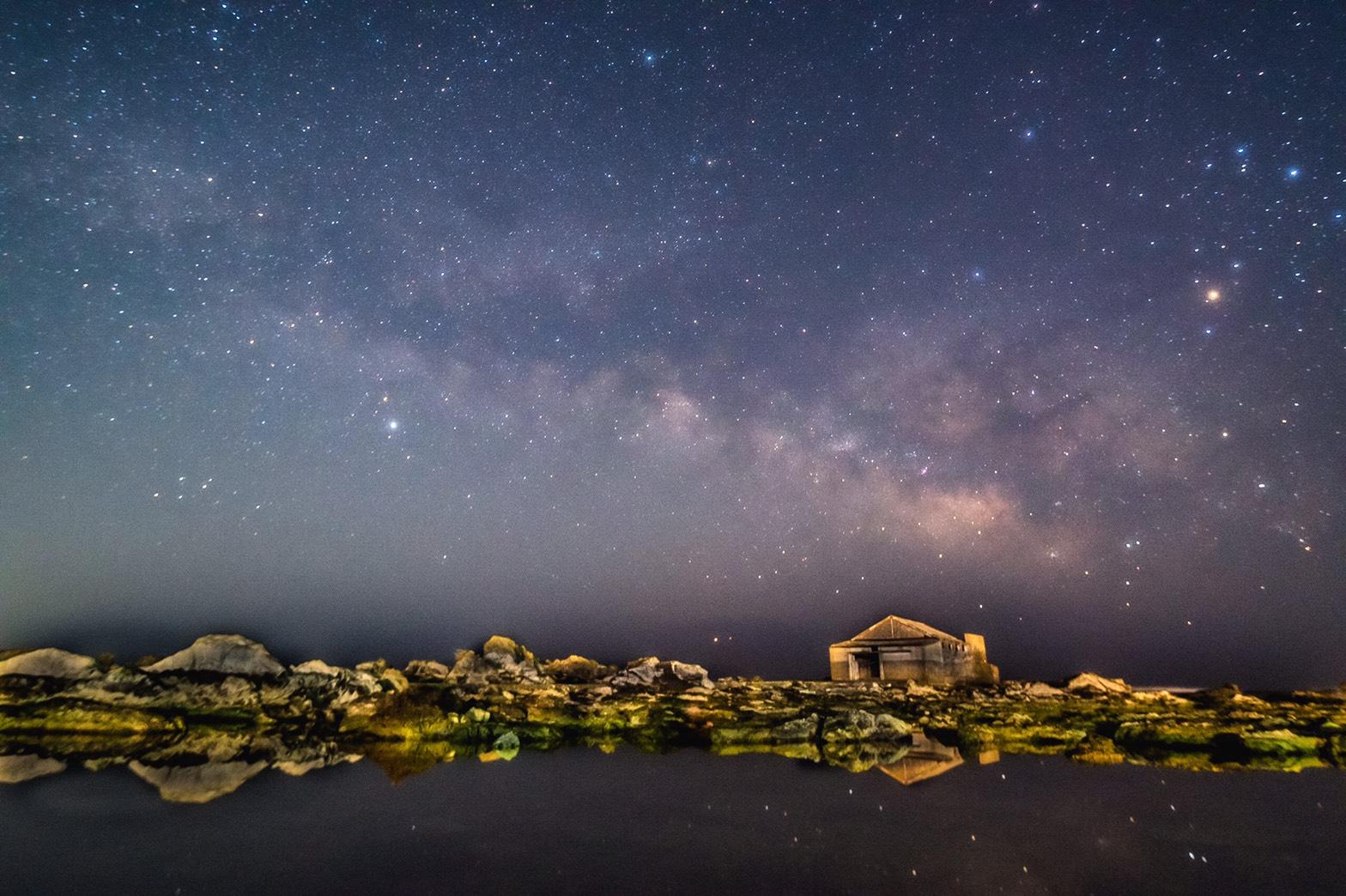 江見太夫崎の天の川撮影スポットはどこ?【駐車場や撮影時期・時間を解説】