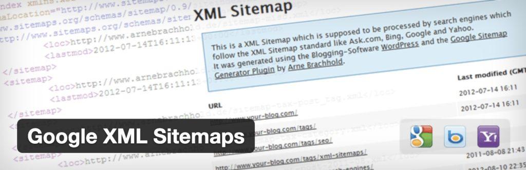 サイトマップの作り方・作成手順① XMLサイトマップを作成
