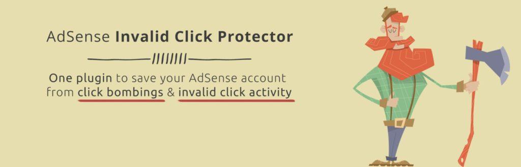 アドセンス狩り対策AdSense Invalid Click Protector